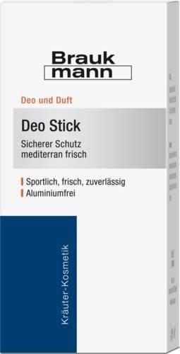 Hildegard Braukmann > BraukMANN Deo Stick 75 ml