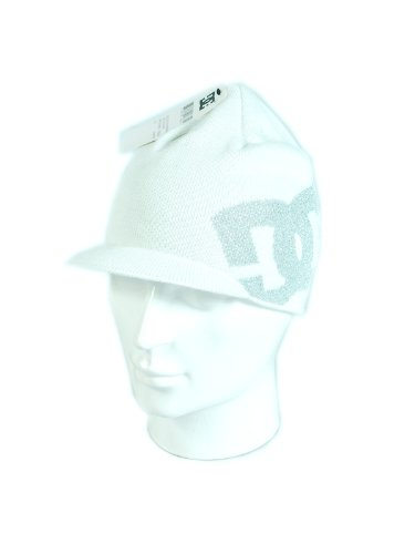 DC Big Star Visor Womens Beanie - Big Star Visor Beanie