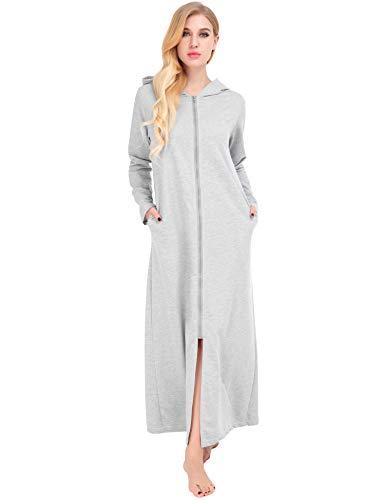 Dromild Albornoz Mujer Capucha Playa Camisones algodón