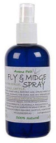 Natural Animal Fly & Midge Spray 250ml: For Dog, Horse, Pony 1