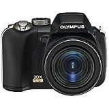 """Olympus SP- 565 UZ Appareil photo numérique Compact Bridge 10 Mpixels Grand Angle- Zoom 20x Ecran 2,5"""" Plein soleil Double stabilisation"""