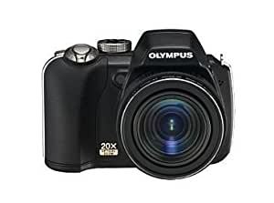 "Olympus SP-565UZ Digitalkamera (10 Megapixel, 20-fach opt. Zoom, 2,5"" Display, Bildstabilisator)"