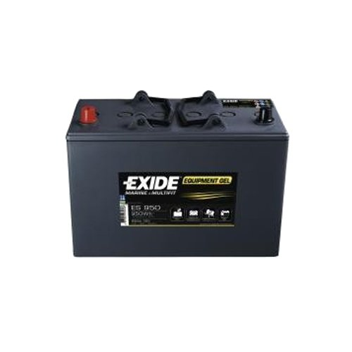 Batterie 12V bateau Exide Equipment Gel | De 56 à 210 Ah