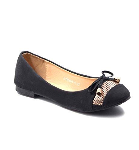 SexY Jumex Damen Ballerinas Turnschuhe Freizeit Schuhe VIELE FARBEN & MODELLE** 3HTW-5416 BLK