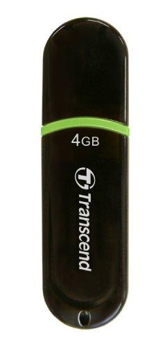 Transcend JetFlash V30 USB-Stick 4GB USB 2.0 grün - 4 Gb Jetflash Usb-stick