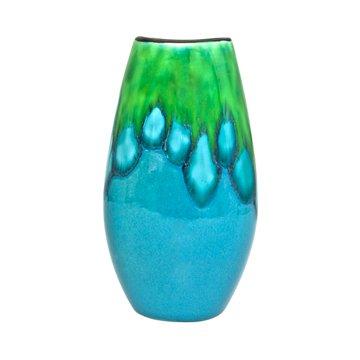 Poole Pottery Tallulah Manhattan Vase 26cm