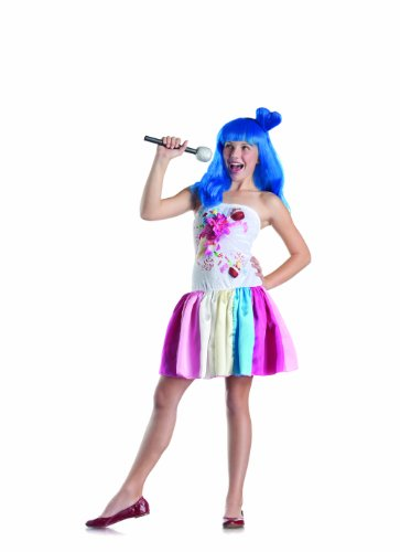 Sweet As Candy California Girl Child Costume (Small) by Party (Kostüme California Girls)