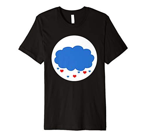 Cloud Herz Regen Passende Halloween-Kostüm Family T-Shirt
