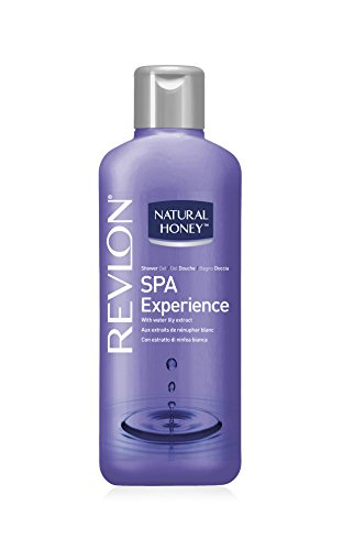 Revlon Natural Honey Shower Gel/Duschgel Spa Experience mit Lilien Extrakt - 650 ml
