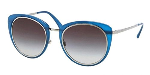 Chanel CH4202 C101S8 Sunglasses - Size: 50--20--135 - Color: Gunmetal Turquoise