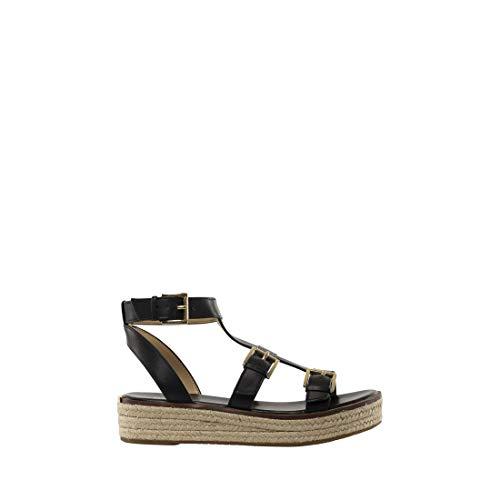 Michael Kors Scarpe Sandali Donna Cunningham Sandal Leather 40S9CUFA1L Black