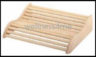Sauna Kopfstütze ergonomisch