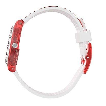 Swatch Reloj Analógico para Mujer de Cuarzo con Correa en Silicona GR177