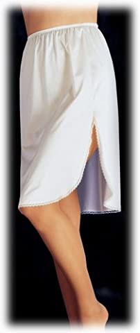 Vanity Fair Damen Unterrock *, weiß,