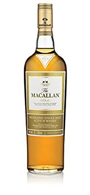 Macallan Gold Ernie Button Limited Edition