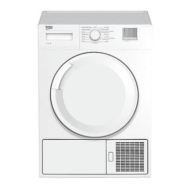 Beko DTGC7000W 7kg Freestanding Condenser Tumble Dryer - White