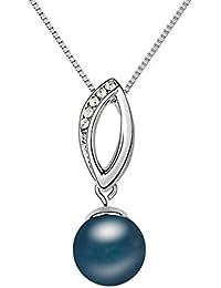 2379c9b459cf AIFEI Collar de Perlas Colgante geométrico Retro de la Moda de Las Mujeres