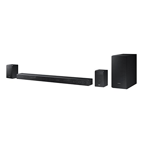 Samsung HW-K950 5.1 Channels 500 W Black Soundbar Speakers, 500 W, DTS...