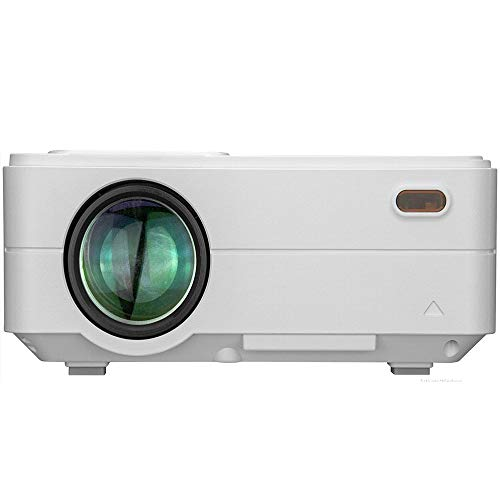 6. Play 2000 Lumen Android 4.4 OS System Projector