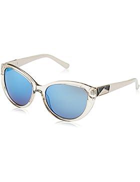 Guess GF0297_57X, Gafas de Sol para Mujer, Beige, 56