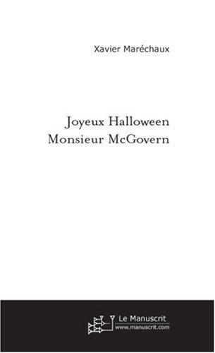 sieur Mcgovern (FICTION ET LITT) (French Edition) ()