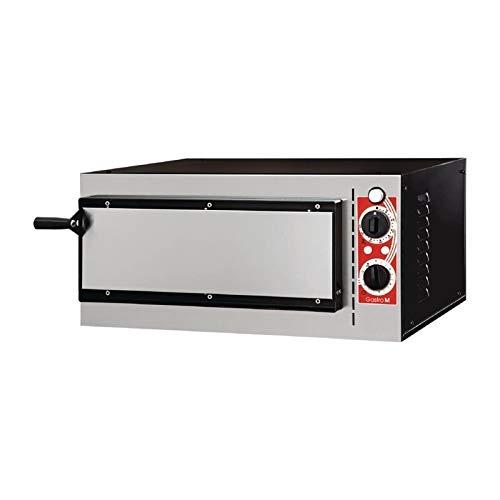 Gastro M Pisa Pizzaofen 1 - Bodenplatte Pizzaofen Für