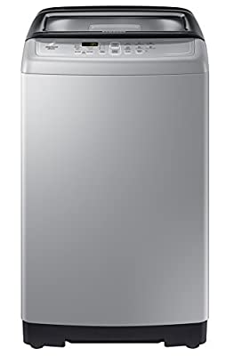 Samsung 6.5 kg Fully-Automatic Top Loading Washing Machine (WA65M4100HV/TL, Sparkling Grey)