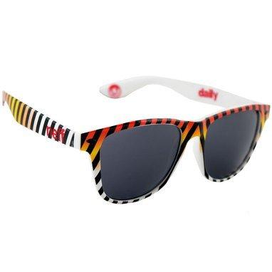 Neff Herren Sonnenbrille Daily Shades zebra