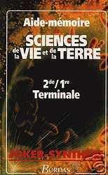 AM DE SVT 2DE/1ERE/TERM. (Ancienne Edition)