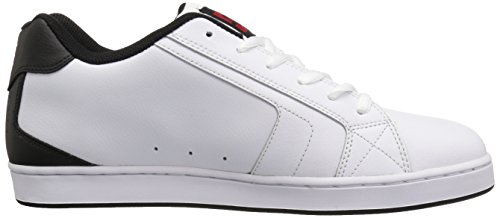 DC Shoes - Sneakers unisex White/Athletic Red/A