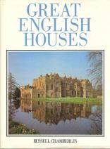 Great English Houses by E. Russell Chamberlin (1983-11-05)