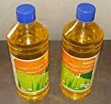 Flores Frescas Online Pack 2 Botellas Aceite Parafina para Antorchas con Citronella Antimosquitos Portes Gratis