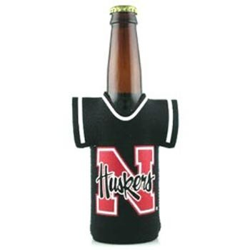 Nebraska Huskers Bottle Jersey (Bottiglia Bank)