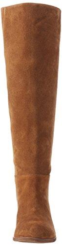 Vagabond - Anna, Stivali alti con imbottitura leggera Donna Marrone (Braun (04 cinnamon))
