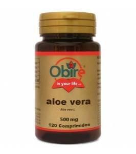 Aloe Vera 500mg Obire 120 Comprimidos