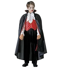WIDMANN Vampire Costume 98 cm/104 cm for Halloween Fancy Dress Costume