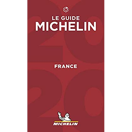Michelin Red Guide 2020 France: Hotels & Restaurants