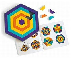 MOSAIC MYSTERIES by Discovery Toys by Discovery Toys
