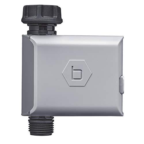Orbit 94995 - B-hyve Bluetooth Schlauchhahn auch als Extraventil für 94990 Timer mit Wi-Fi Hub, grau (Erstellen Von Ios-apps)