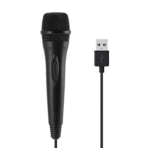 Lector tarjetas 3M USB cable micrófono Negro for