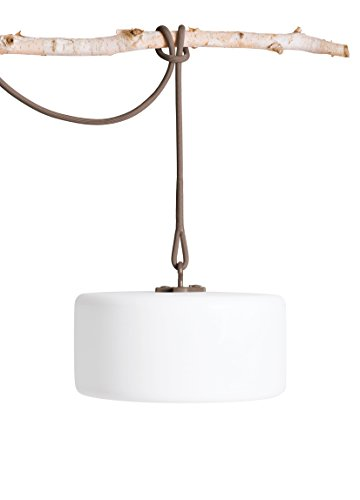 Fatboy® Thierry le Swinger - Hängelampe - Stehlampe - Akku-Lampe - Farbe: Taupe