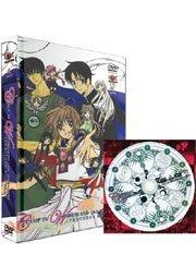 Clamp in Wonderland 1 & 2 Thema - Artbook Buch & DVD