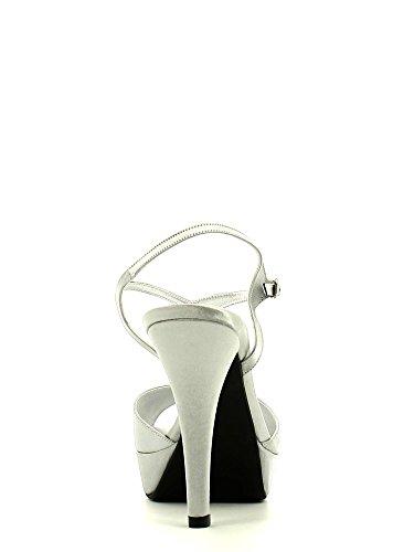GRACE SHOES 2032 Sandalo tacco Donna Nero