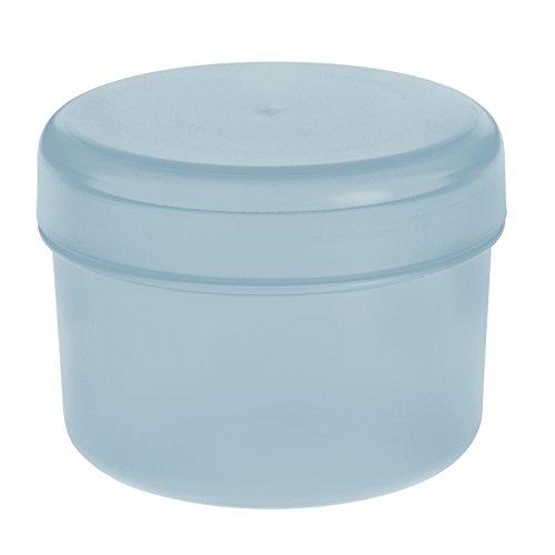 Koziol Rio Vorratsdose mit Deckel, Aufbewahrungsdose, Frischhaltedose, Kunststoff, Powder Blue, 8...