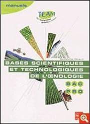 Bases scientifiques et technologiques de l'oenologie Bac pro CGEA option Vigne et vin, modules MP 141 et 143