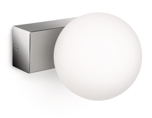 Philips myBathroom Drops - Aplique para baño con 1 luz, 42 W