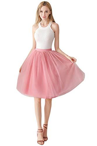 men 1950er Jahre Vintage Tutu Petticoat Rock Prom Abend Gelegenheit Zubehör ()