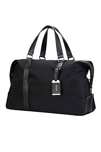 Swiss RUIGOR Luxus Reisetaschen mit Mehreren Fächern, wasserabweisend, hochwertig, Executive 10, Blau -