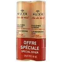 Nuxe Nuxe Reve Miel Stick Levres - 2 Unidades de 4 g, Total: 8 ml