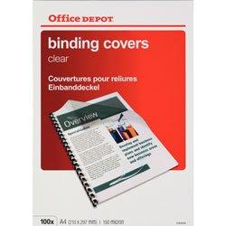 office-depot-couverture-couvercle-pvc-din-a4-transparent-lot-de-100